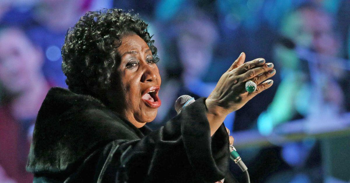Aretha Franklin: Starauflauf bei der Beerdigung