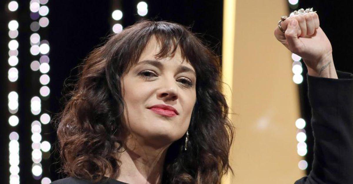 #SheToo: Asia Argento weist Missbrauchsvorwürfe zurück