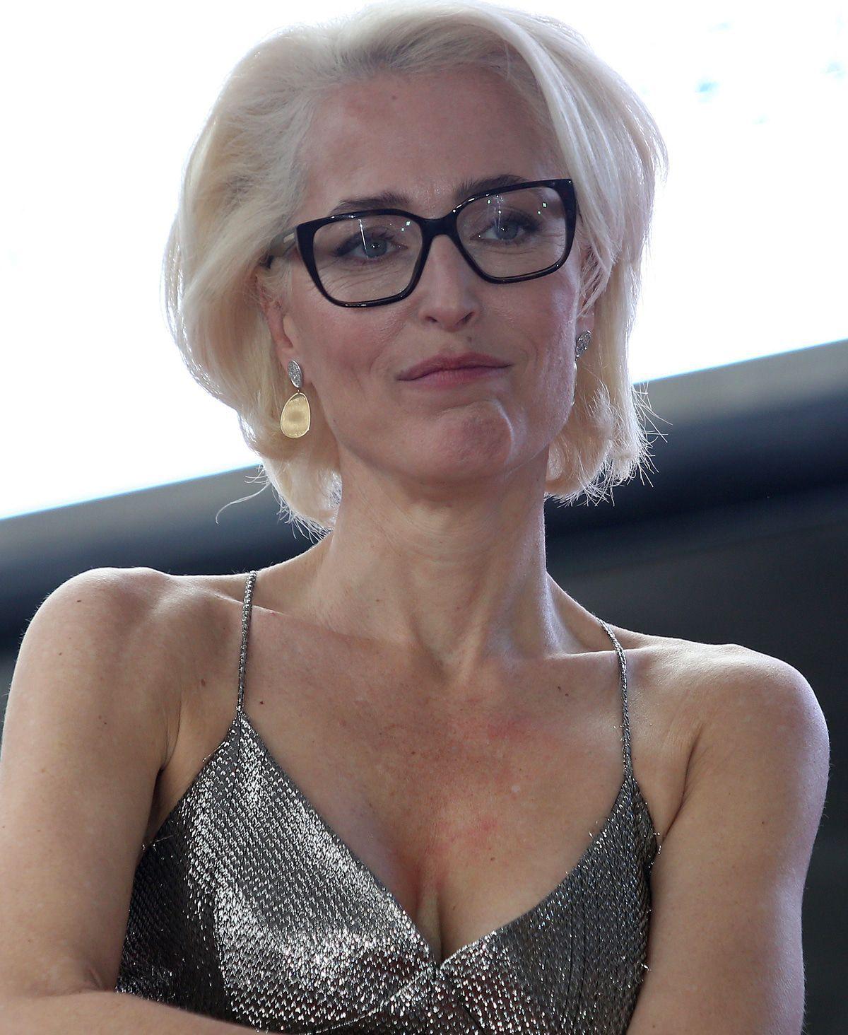 Akte X: Was macht eigentlich Gillian Anderson?