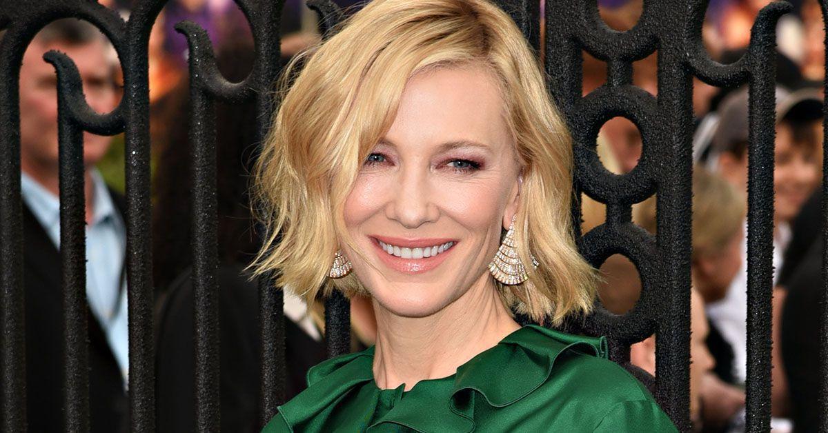 Cate Blanchett sammelt keine Pluspunkte bei ihren Kindern