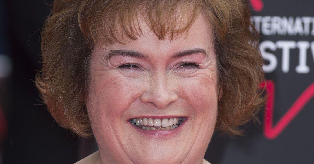 Was macht eigentlich Susan Boyle?