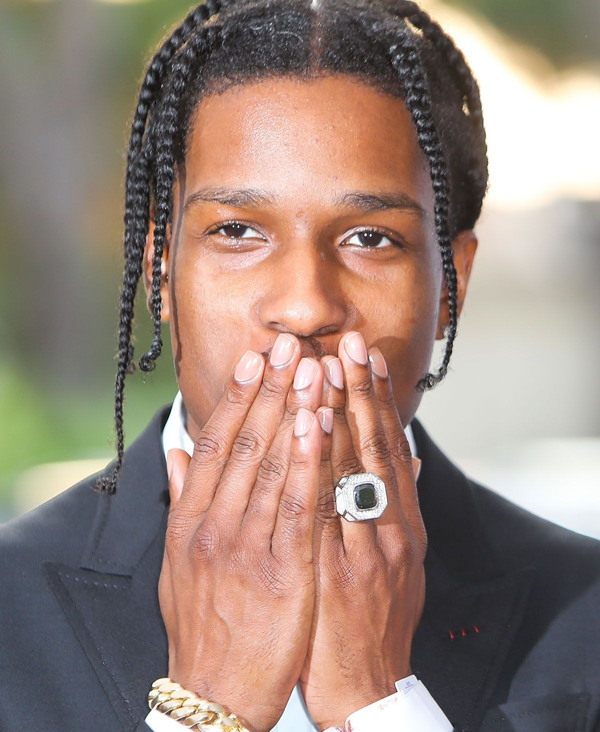 A$AP Rocky: Sex-Orgie mit 13?