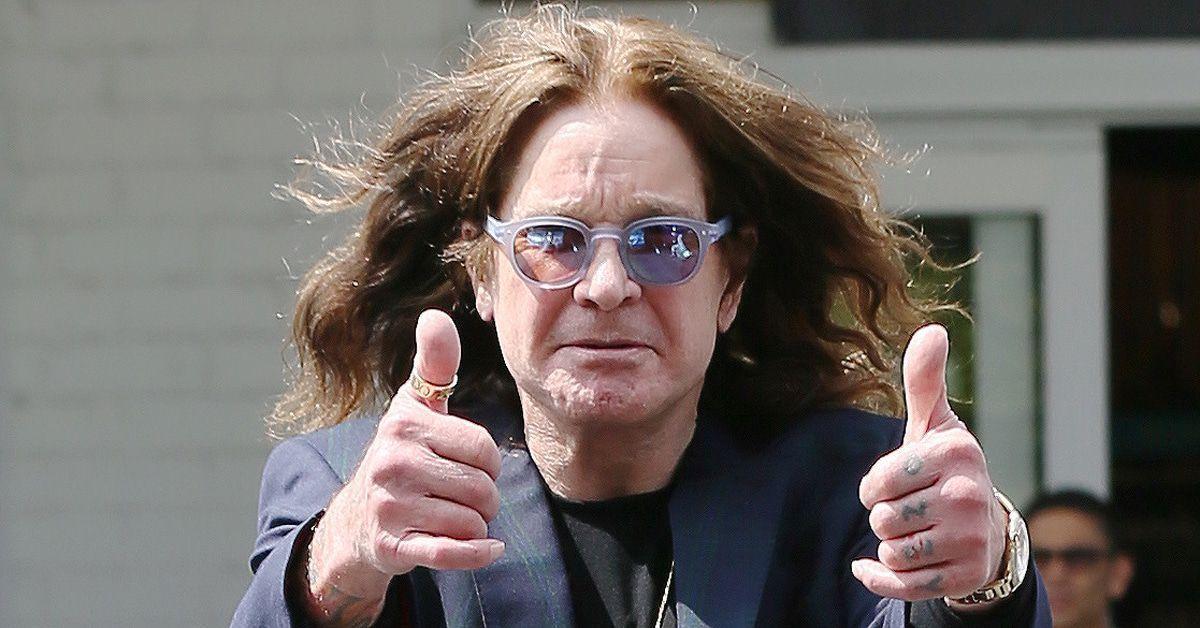 Ozzy Osbourne: Krankenhaus statt Konzert!