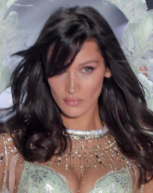 Bella Hadid Tragt Jetzt Diesen Burschikosen Haarschnitt Klatsch