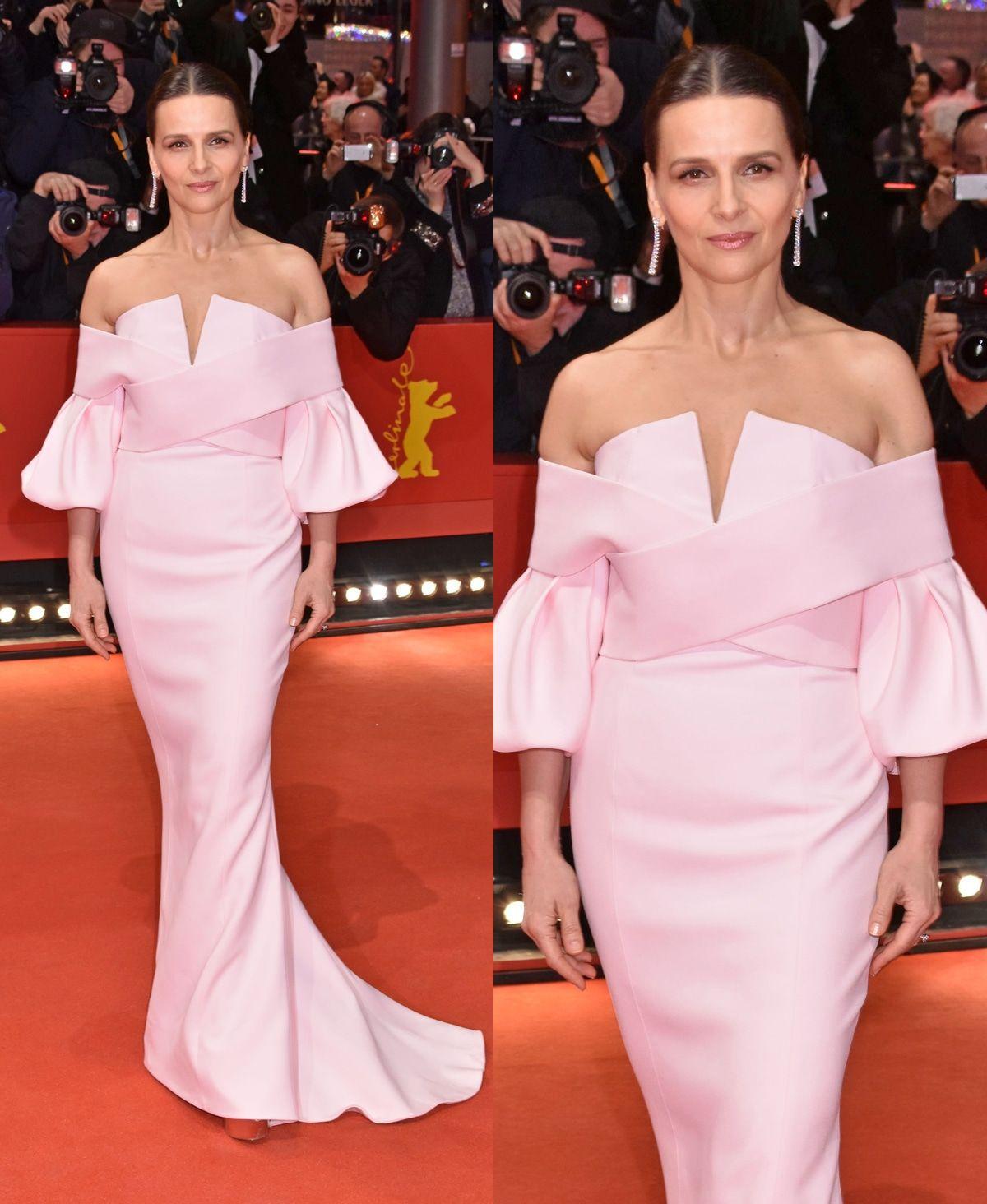 Best Dress of the Day (673): Juliette Binoche begeistert in Berlin
