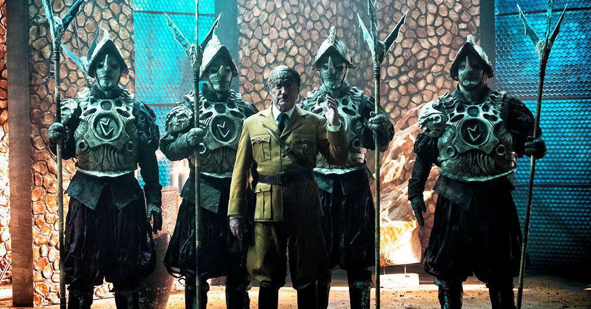 """Filmkritik """"Iron Sky 2"""": Die Mondnazis sind zurück"""