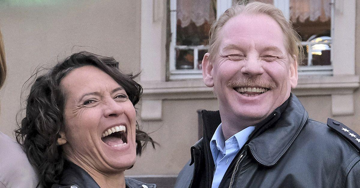 Tatort: Ben Becker dreht nach 28 Jahren wieder mit Ulrike Folkerts