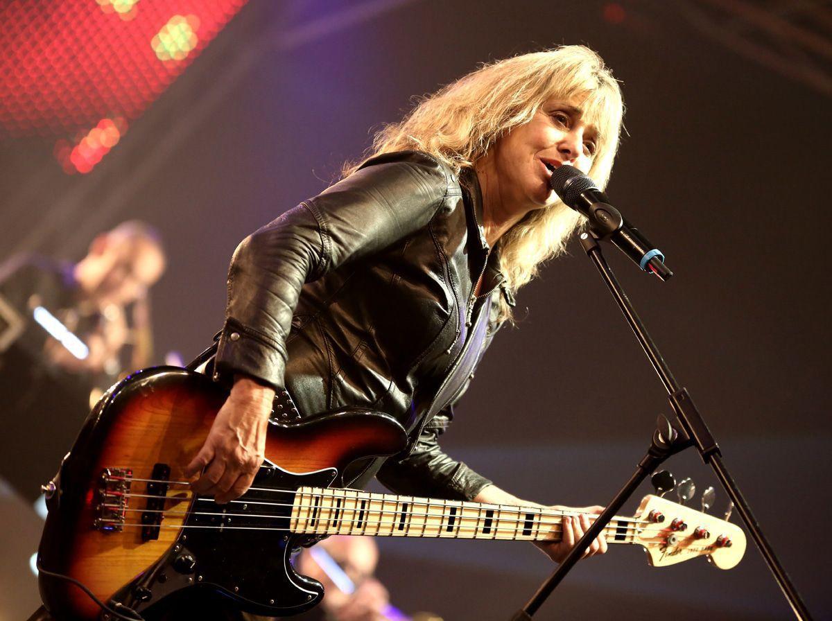 Suzi Quatro ist wieder da: Die Rocklegende im Interview