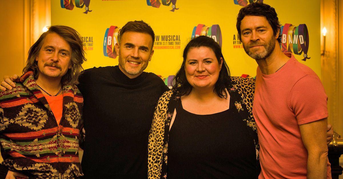 Take That im Interview (1): Was für ein Theater! (mit Ticketverlosung)