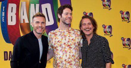 Take That im Interview (2): Als nächstes kommt der Kinofilm