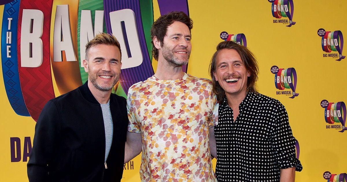Take That im Interview (2): Als nächstes kommt der Kinofilm - klatsch-tratsch.de