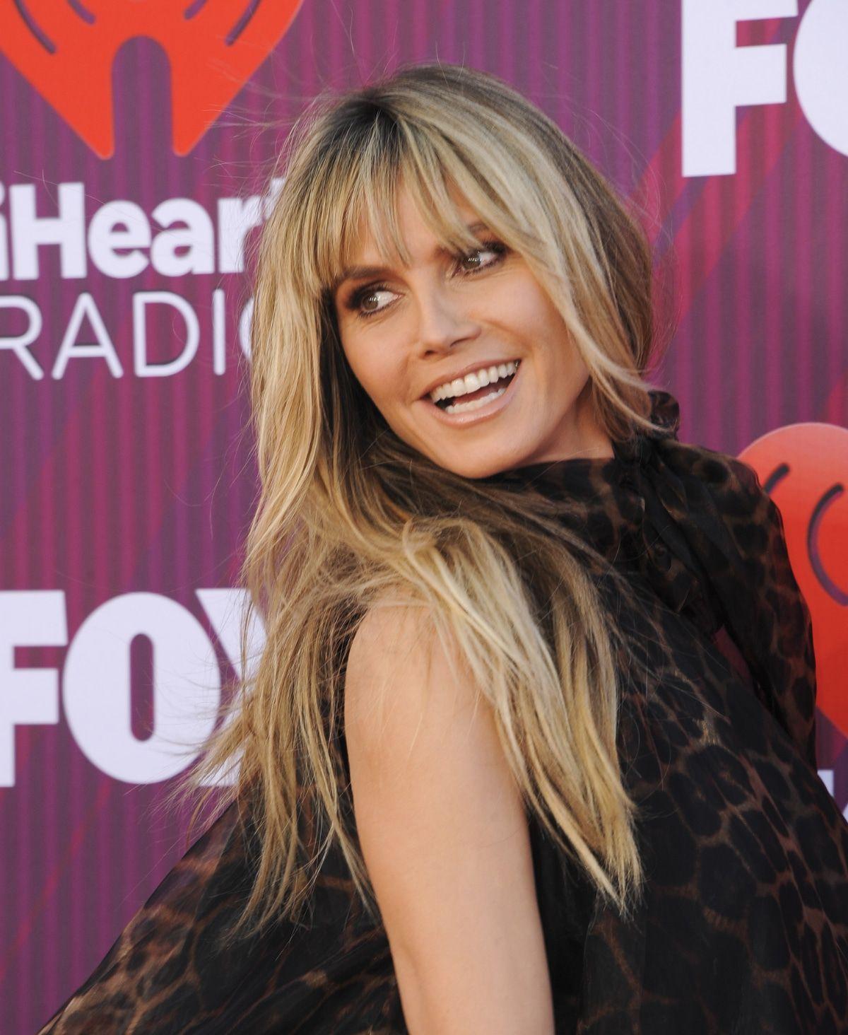 Heidi Klum: Darum schmiert sie sich Baby-Shampoo ins Gesicht