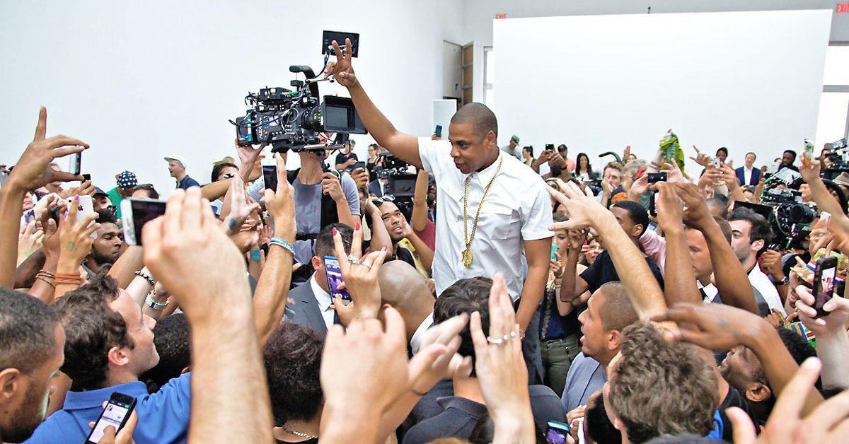 Jay-Z: So wird man also Milliardär! Die ganze Geschichte