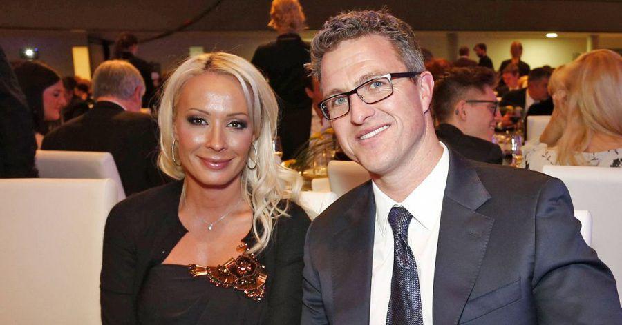 Upps, Cora und Ralf Schumacher wieder vereint?