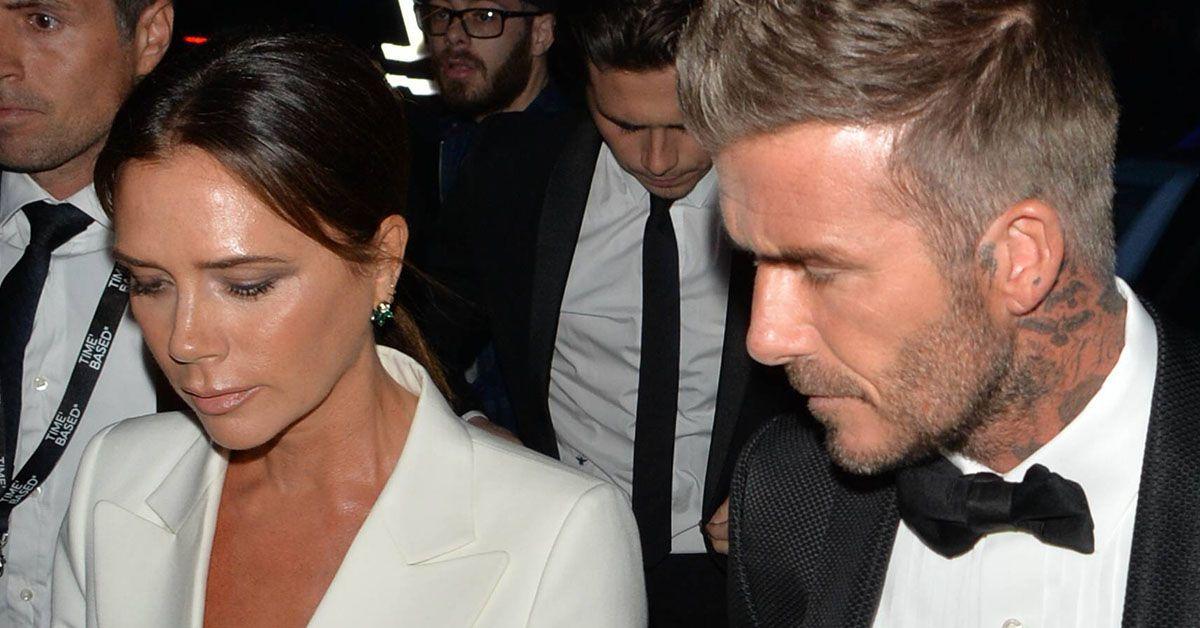 Victoria Beckham: Darum hat sie Angst mit David allein zu verreisen