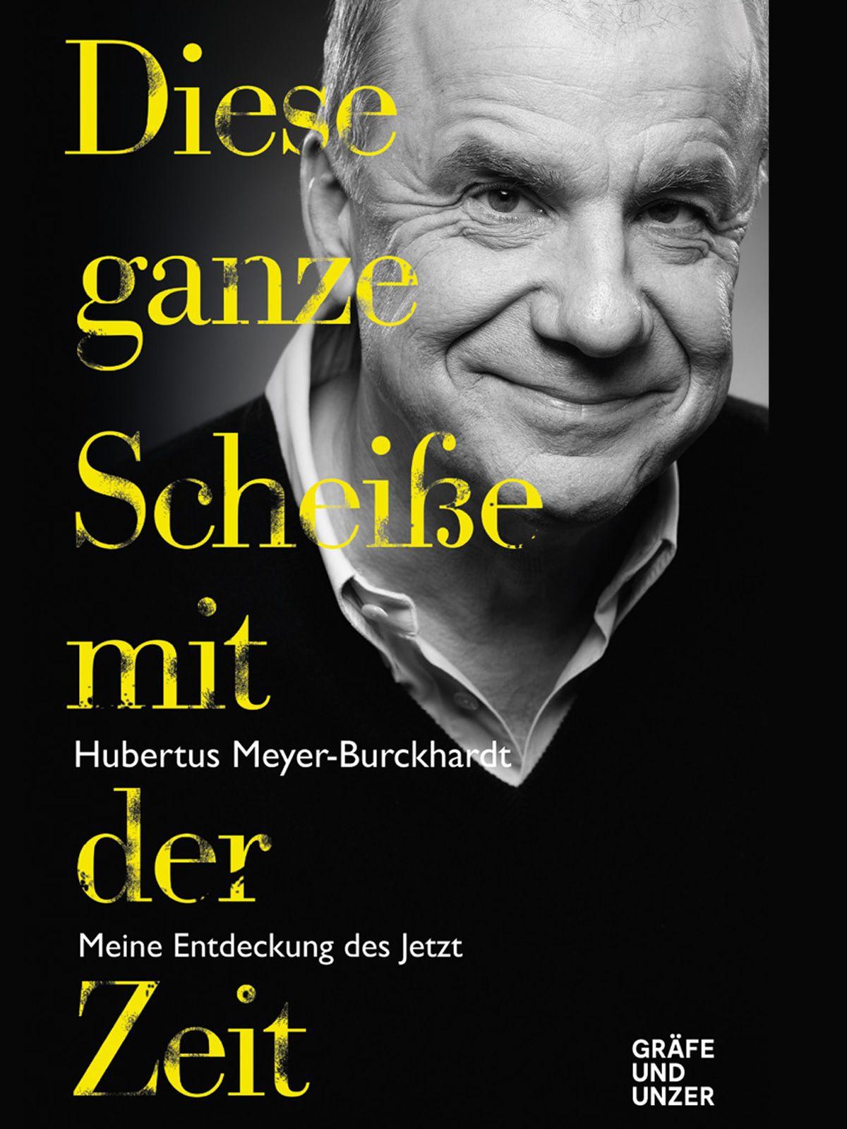 Talkshow-Legende Hubertus Meyer-Burckhardt offenbart Krebserkrankung