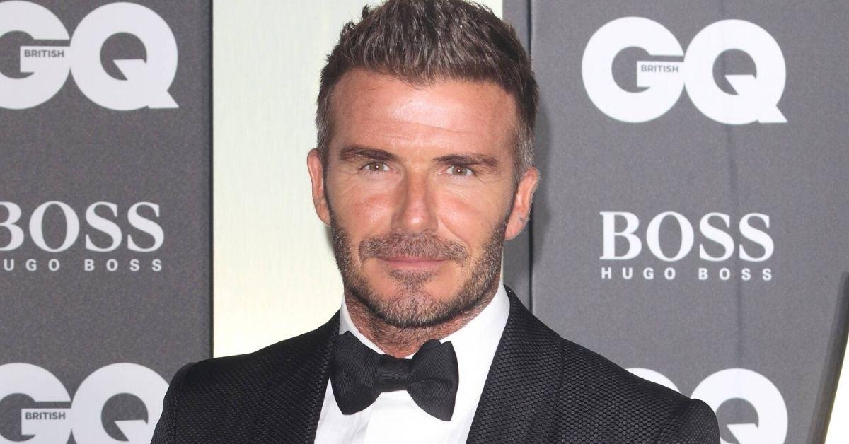 David Beckham: 10 Millionen Euro nur durch Instagram-Beiträge?