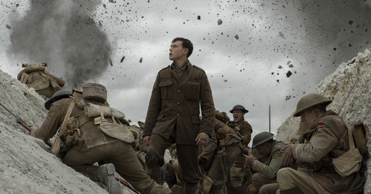 """Filmkritik """"1917"""": Einmal quer durch die Hölle (und dann zu zehn Oscars?)"""