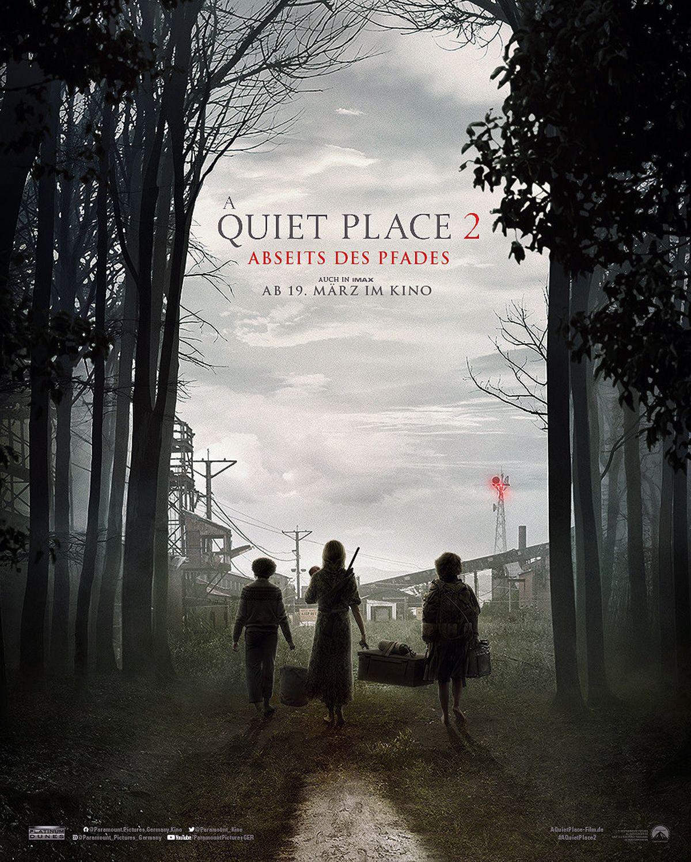 """Pssst, leise! """"A Quiet Place 2"""": Der erste Trailer"""