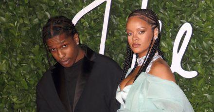 Was läuft bei Rihanna und A$AP Rocky?