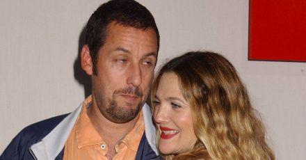 """Drew Barrymore: """"Ich liebe Adam Sandler so sehr"""""""