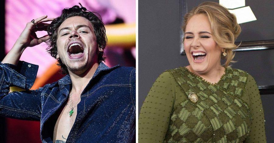 Adele und Harry Styles beglücken Studenten im Karibik-Urlaub