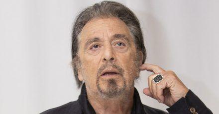 """Al Pacino: """"Die Oscar-Nominierung gab mir einen Rausch"""""""