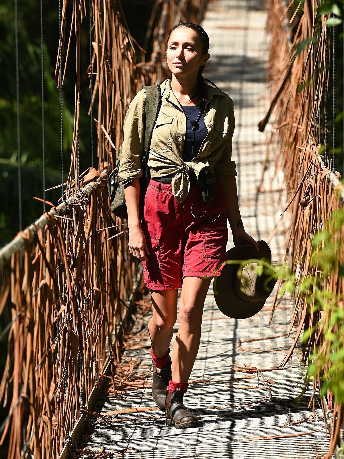 Wird Daniela Büchner im Dschungelcamp gemobbt?