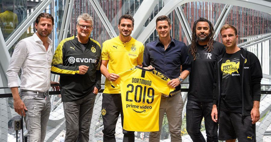 "Filmkritik: ""Inside Borussia Dortmund"""