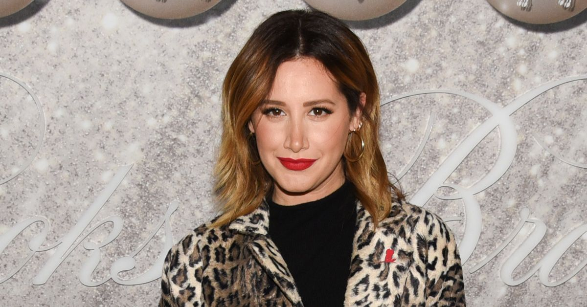 Ashley Tisdale: Der Kuss mit Zac Efron war grauenhaft