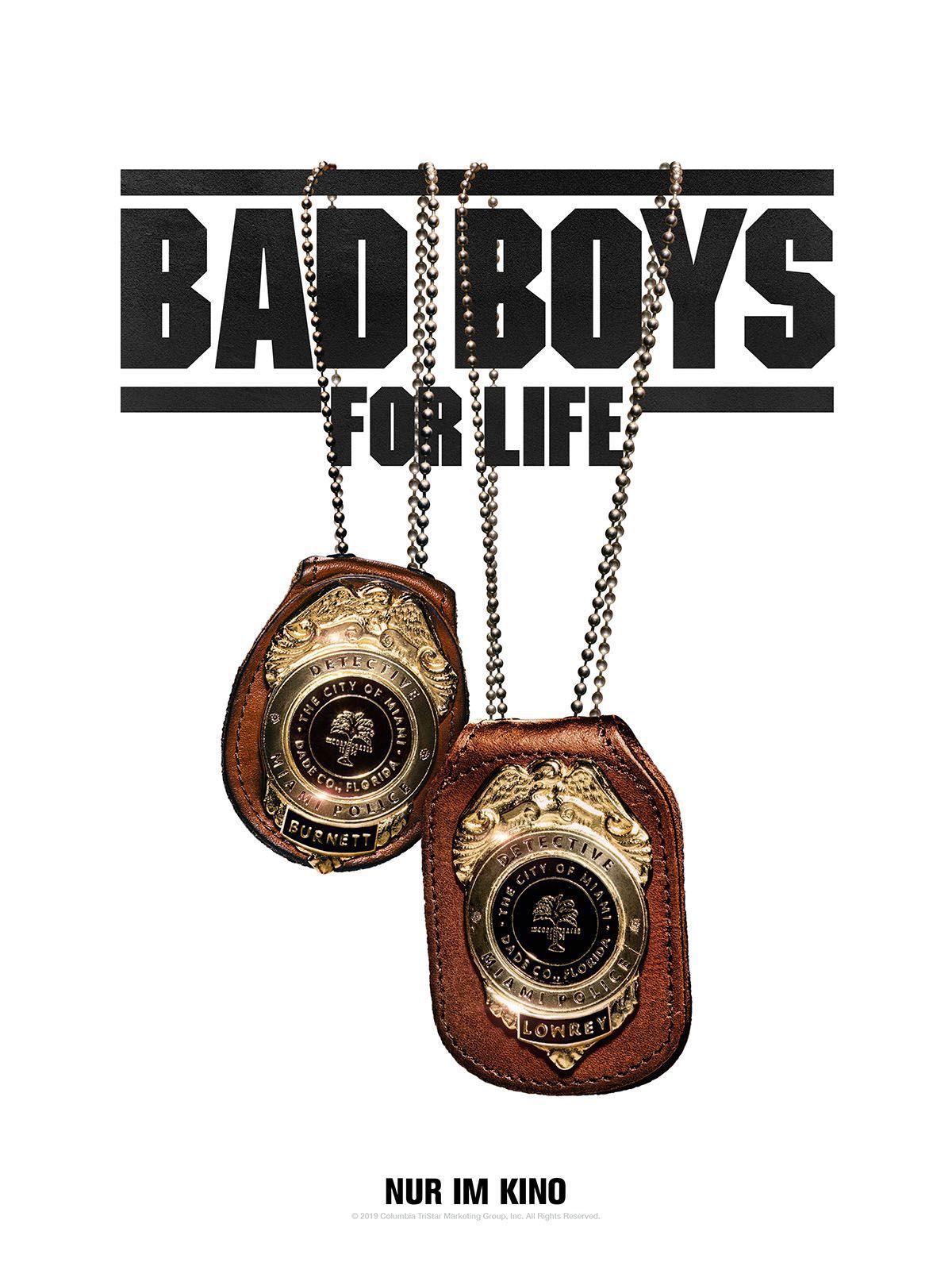 "Verlosung: ""Bad Boys For Life"", der aktuelle Kinohit mit Will Smith"