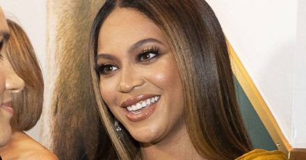 Beyoncé zeigt seltenes Bild von Blue Ivy: So groß ist sie schon