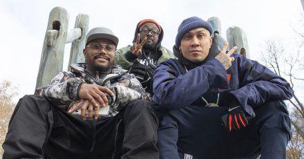 Black Eyed Peas versuchen's nochmal