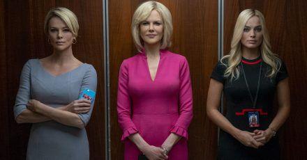 """Alles über """"Bombshell"""" mit Nicole Kidman, Charlize Theron & Margot Robbie"""