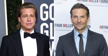 Brad Pitt ist dankbar für Bradley Coopers Hilfe