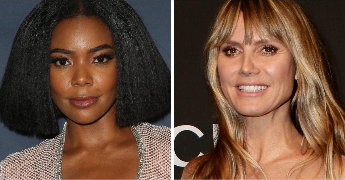 Heidi Klum stellt sich nach TV-Skandal hinter Gabrielle Union