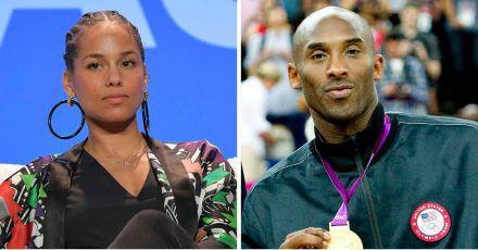 Alicia Keys widmet Grammy-Abend totem Kobe Bryant