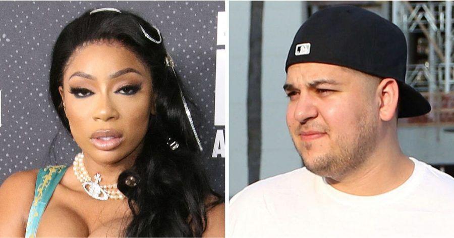 Rob Kardashian: Datet er jetzt diese Skandalnudel?