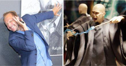 Ralph Fiennes: Wird Lord Voldemort in Netflix-Serie zu Agatha Knüppelkuh?