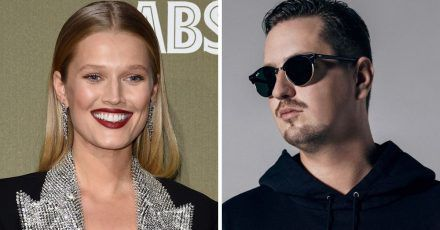 "Robin Schulz rast mit Toni Garrn durch neues ""In Your Eyes""-Video"