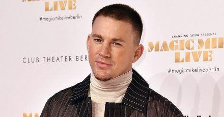 Channing Tatum in Sorge um sein Privatleben