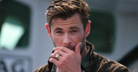 Chris Hemsworth wird für Gesundheits-Doku zum Versuchskaninchen