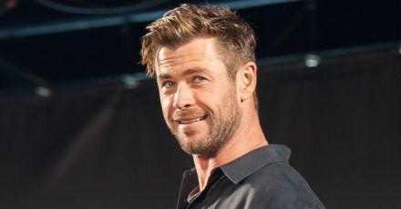 Chris Hemsworth spendet eine Million Dollar gegen australische Waldbrände