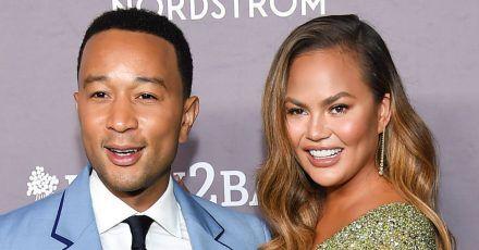 Chrissy Teigen und John Legend haben süßen Familienzuwachs