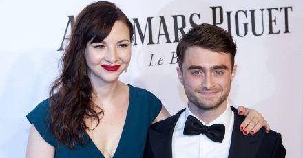 Daniel Radcliffe: So verhält er sich nur mit seiner Freundin