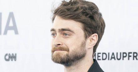 Daniel Radcliffe wird für obdachlos gehalten und kriegt 5 Dollar
