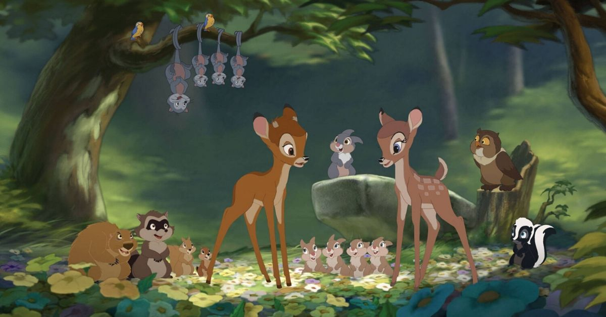 """Bambi"" kommt als Live-Action-Verfilmung"
