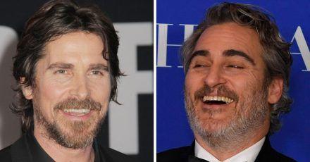 """Joaquin Phoenix sieht Christian Bale nicht als """"fucking Konkurrenz"""""""