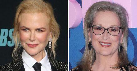 Nicole Kidman holte sich Rat bei Meryl Streep
