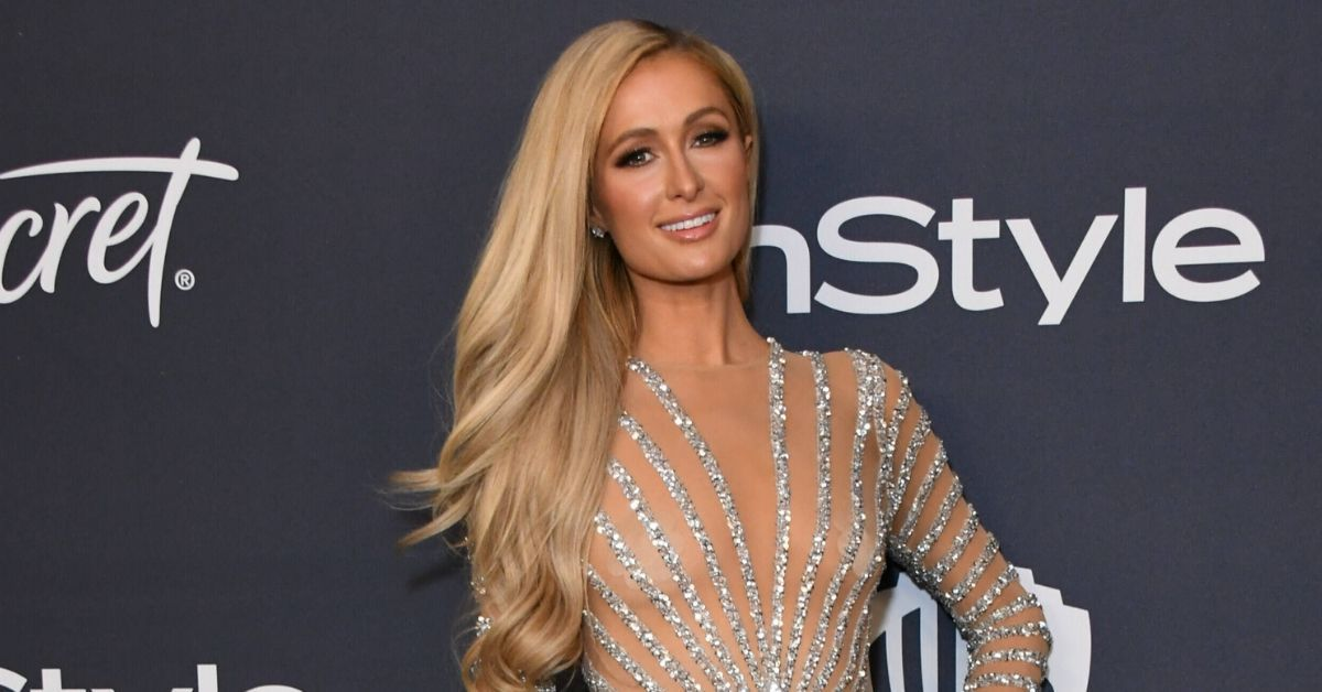 Ach, Paris Hilton hat jahrelang alles nur gespielt?